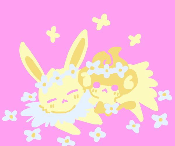Cute pikachu :3