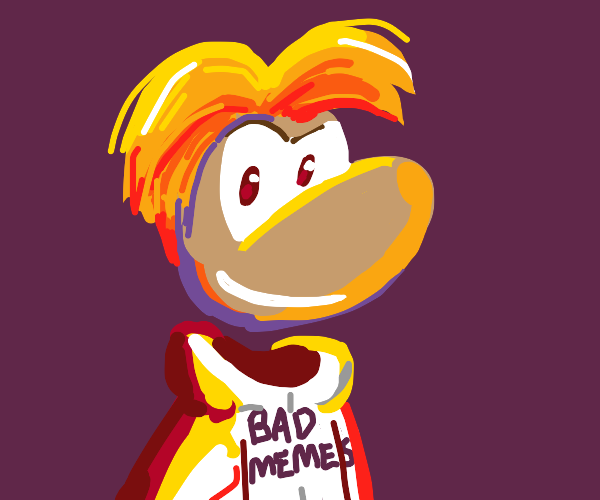 BadMemes is now Rayman