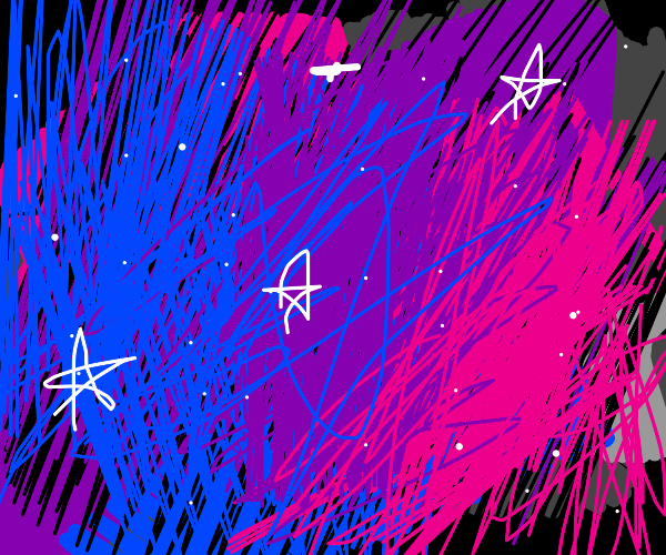 Milky Way and Andromeda (theme: galaxies)