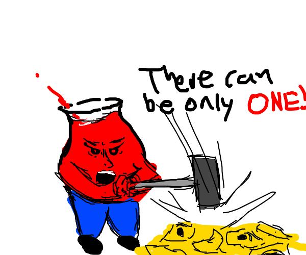 Lemon-Aid Man