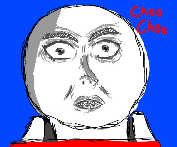 Thomas Close Up
