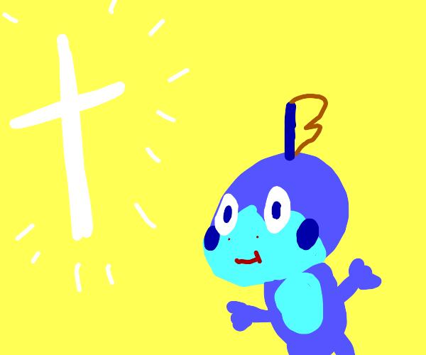 Sobble finds god