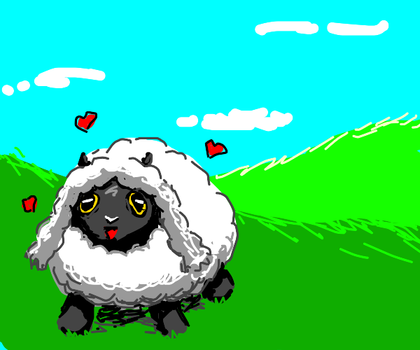 Cute wooloo