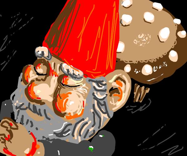 gnome sleeping