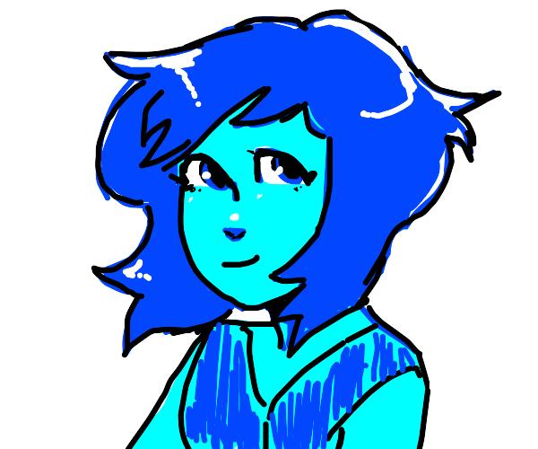 Lapis Lazuli's Face