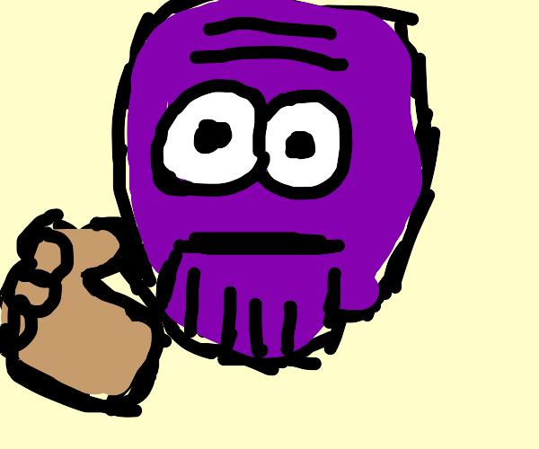 Thanos Vibe Check