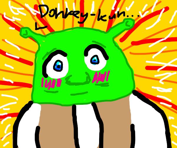Anime Shrek-Chan