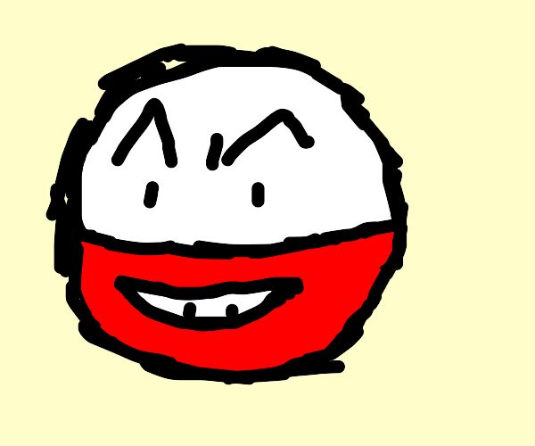 Pokeball guy