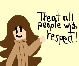 hey please be respectful :))
