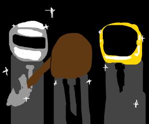 Daft Punk music video