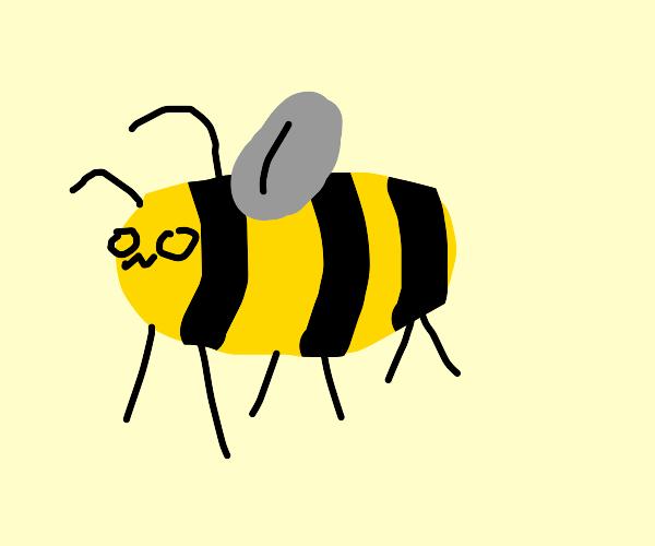 Look at my bees OwO