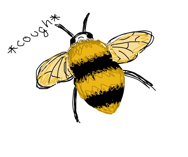 bee is sick