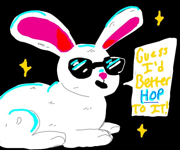Punny Bunny