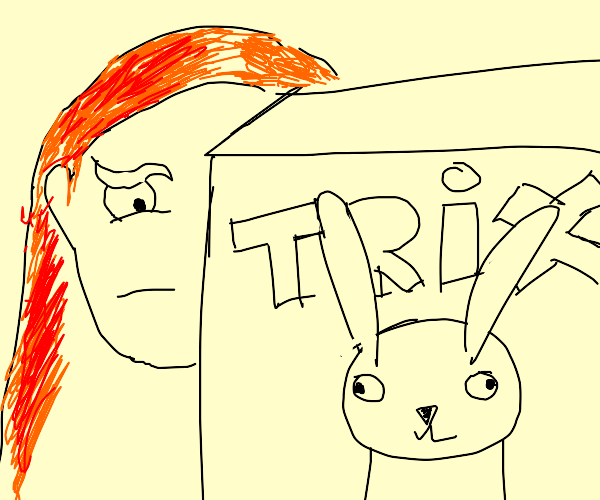 Red head cannot understand the cereals