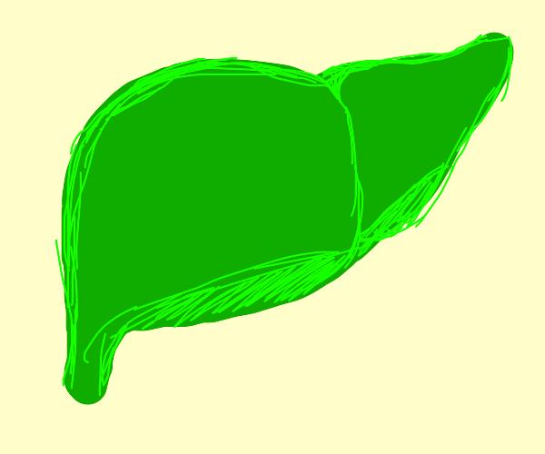 Green liver