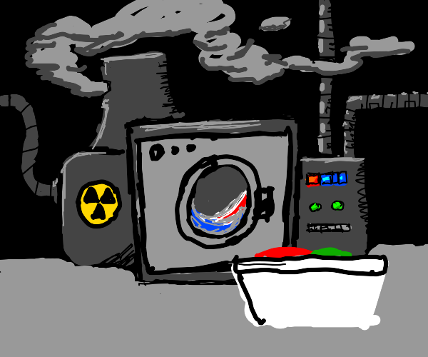 Nuclear Washing Machine