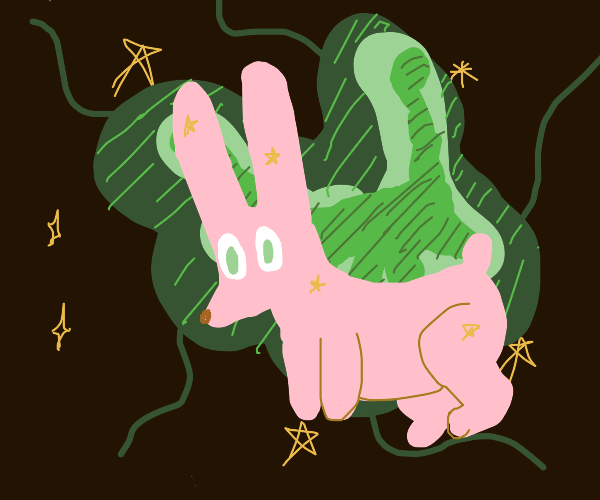 Cosmic Rabbit