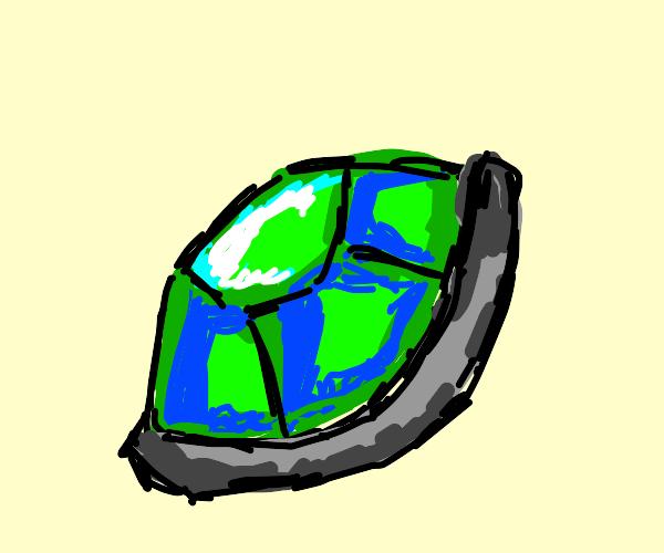 Minecraft Emerald Ore
