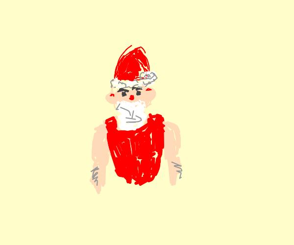Tank Top Santa