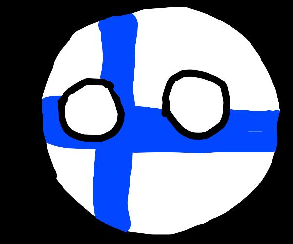Finland-ball