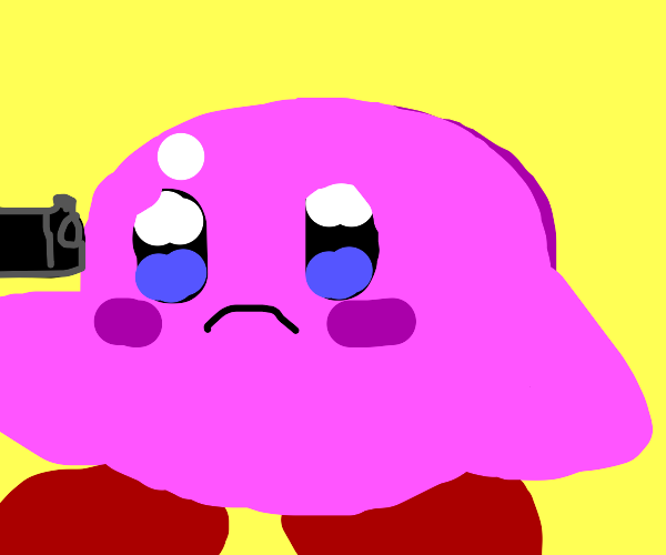 Suicidal Kirby