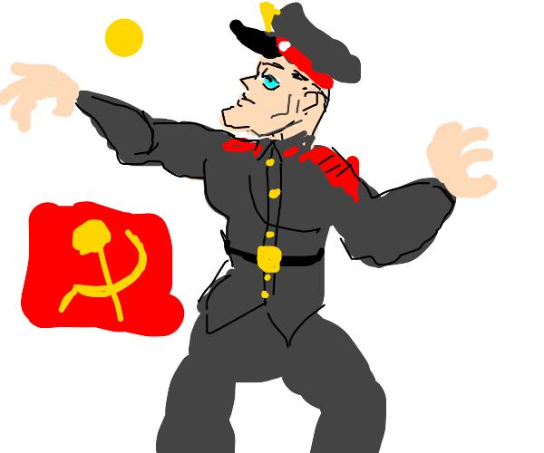 chad becomes a communist. bro fist amirite?