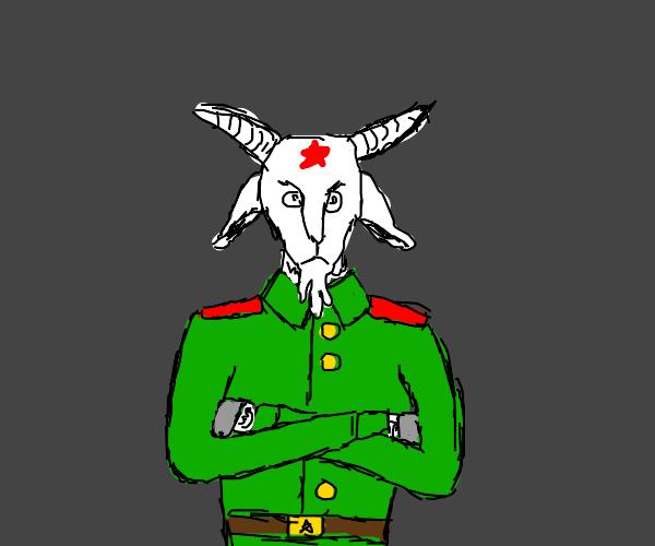 Communist Goat