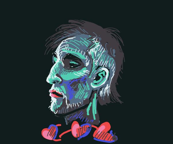 Sexy Zombie Man
