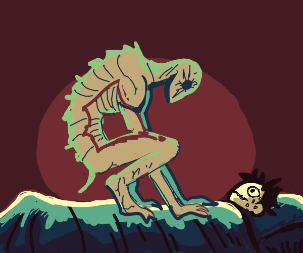 Paralysis demon