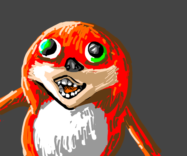 Knuckles but real