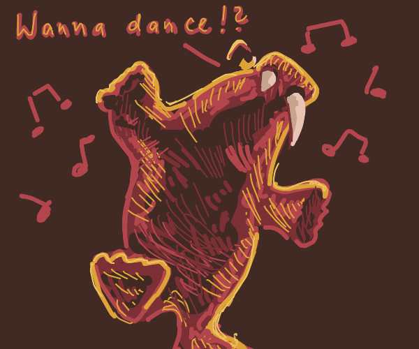 Walrus asks you to dance