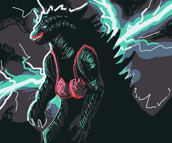 Sexy Godzilla :)