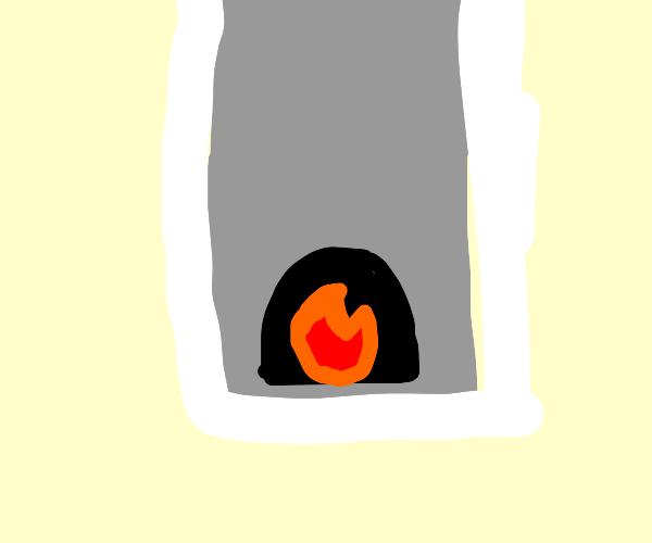 long furnace