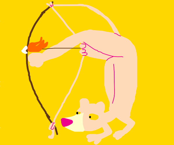 Sophie Dossi/Pink Panther hybrid