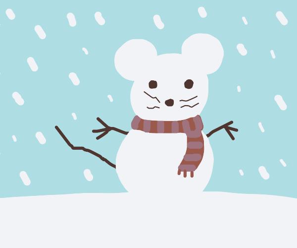 Snowman-Mouse