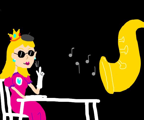 Princess Peach Has Snapped