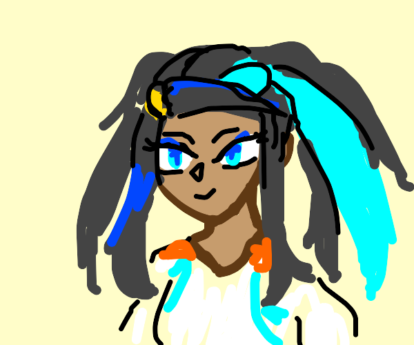 Nessa (Pokemon SW&SH gym leader)