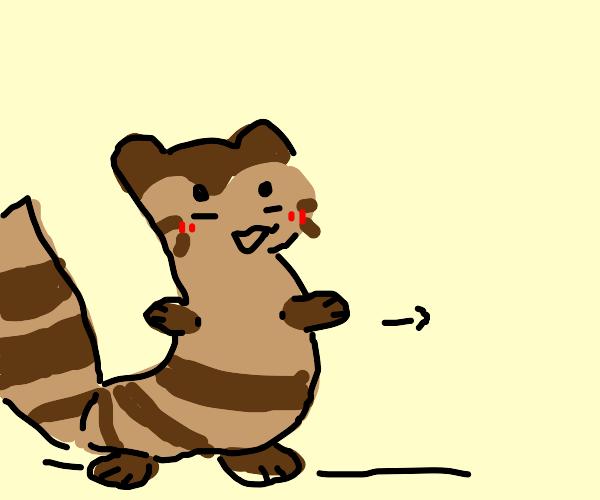 Furret Walk