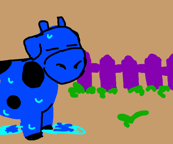 Earthbound Cow