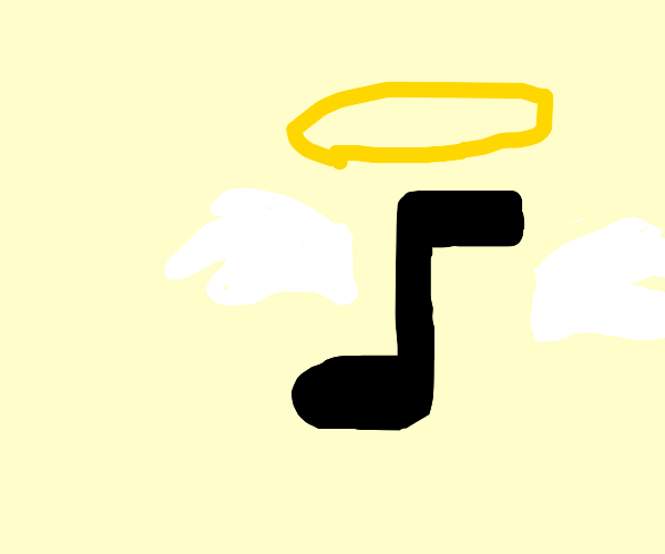 Heavenly Music notes