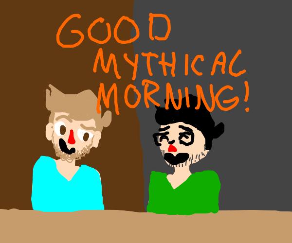 Rhett & Link from GMM