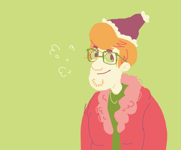 Hipster Shaggy