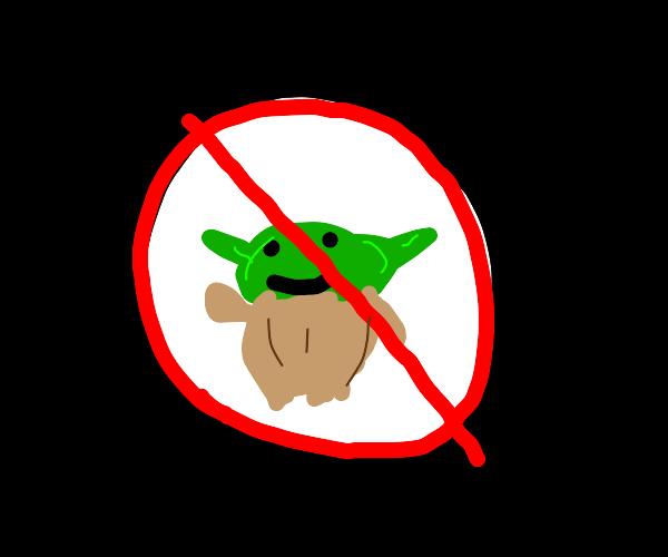 Baby Yoda is bad