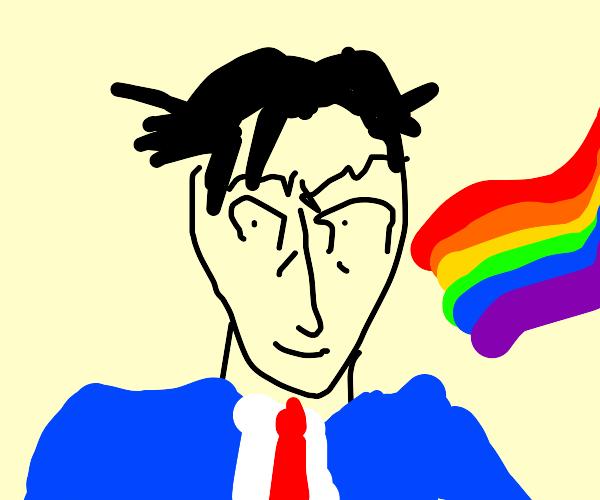 Gay Phoenix Wright