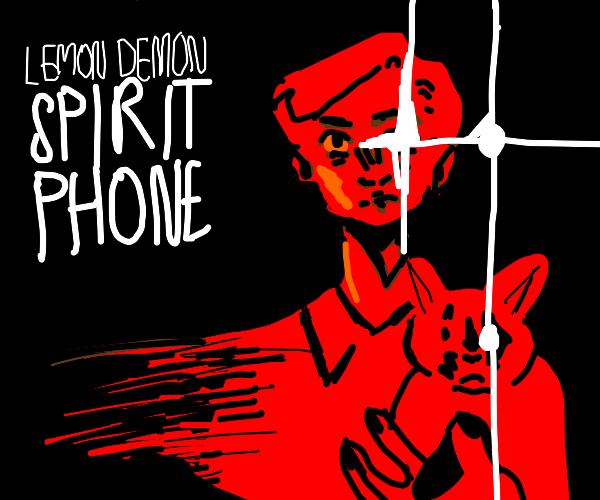 Spirit Phone album cover