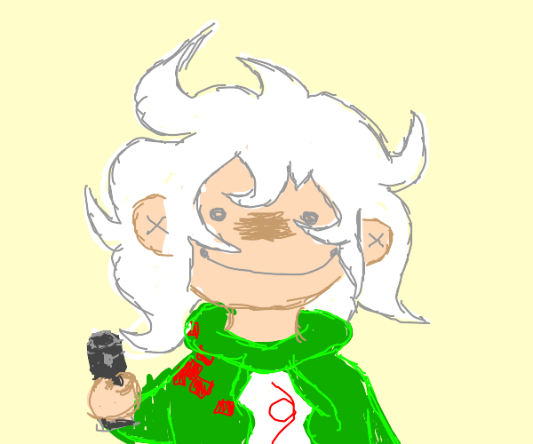 Nagito holds you hostage