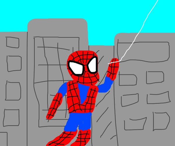 Swingin' Spiderman