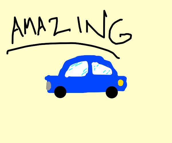 The Amazing Car