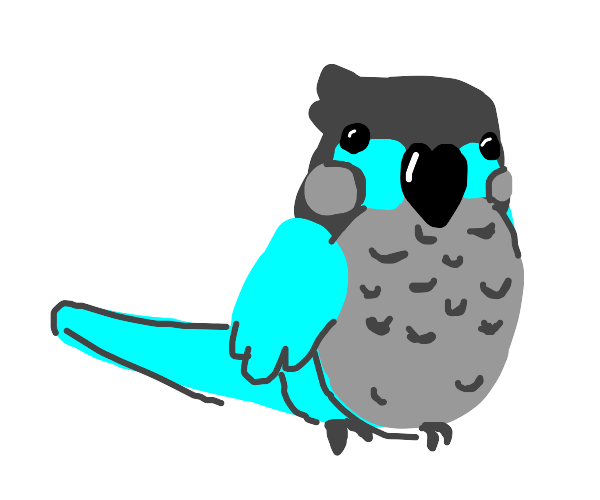 ITS AHRI! THE BIRD! FROM JAIDEN ANIMATIONS