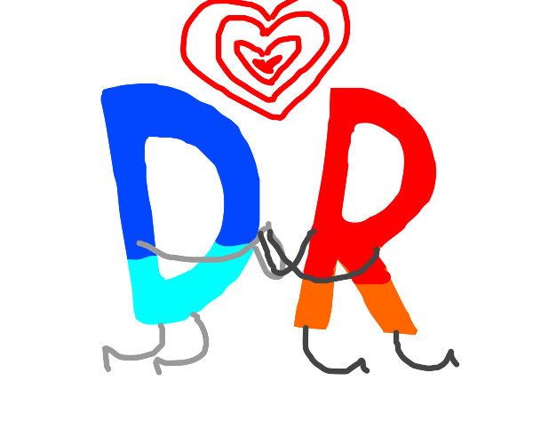 drawception d and other red letter are in lov